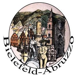 Logo dipinto dal maestro pittore Michele D'Armenio di Sant'Eusanio del Sangro (CH)