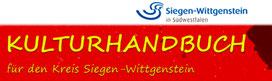 Logo Kulturhandbuch Kreis Siegen-Wittgenstein
