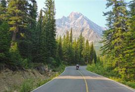 Eaglerider Deutschland, Motorradreisen Kanada Alaska USA