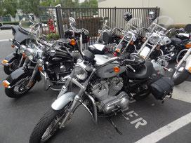 EagleRider Los Angeles Motorradreisen USA WildWest Motorradreisen