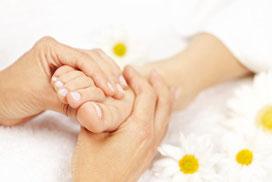 Fußreflexzonentherapie Hanne Marquard