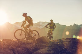 Grosses Interesse für e-Mountainbikes