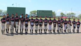 第3位-湯野学童野球クラブ
