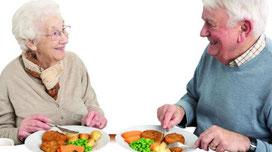 L'alimentazione della persona anziana