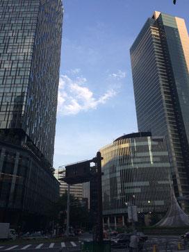 名駅周辺の再開発は凄いんだがや。