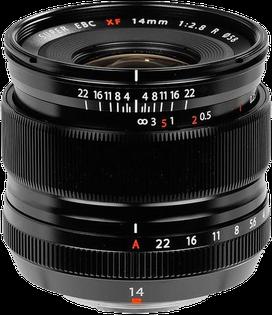 nuovo Fujifilm XF14mmF2.8R