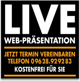 EasyCatalog Live Web Präsentation