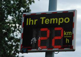 25. September 2014 - Mein Tempo