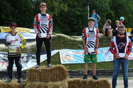 Doppelsieger Fredi Ender und Andre Dutczak