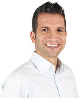 Dr. Siuosh Rassaf, Zahnarzt in Frankfurt-Niederrad: Implantate und Zahnersatz