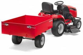 Jonsered LT2317 A Garden Tractor
