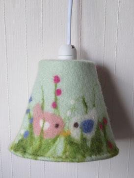 Kleiner Lampenschirm zum Hängen: Aschenputtel