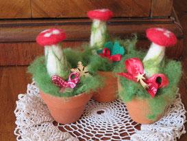 Glück im Blumentopf