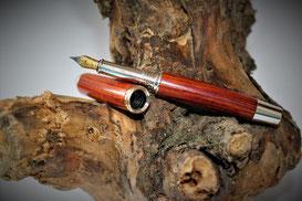 Schreibgeräte, Kugelschreiber, Drechseln, Holz, Papier, Mine
