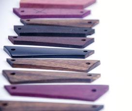 Holzgriffschalen für Klappmesser