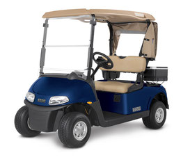 New Yamaha Fleet Golf Car