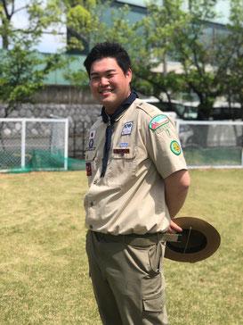 副長  田中 克茂