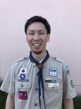 隊長  後藤 龍彌