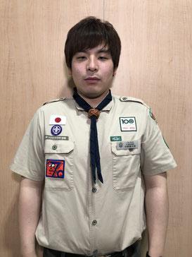 副長  中野 健太郎