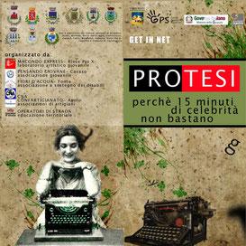 Pro.tesi Get in net, 2010