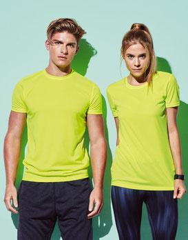 Textildruck für Sportshirts! Grosse Auswahl für Frauen und Männer