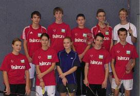 1.Jugendmannschaft v.l.: