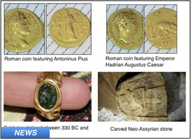 U.S. Sues to Recover Artifacts Looted by ISIL