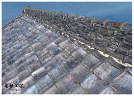 和瓦葺き替え 加須市 屋根工事 ©2018屋根工芸 ㈱大塚興業社