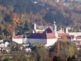Abtei St. Walburga, erbaut von Martino I. Barbieri