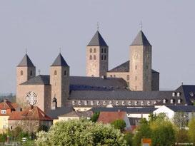 Abteikirch Münsterschwarzach
