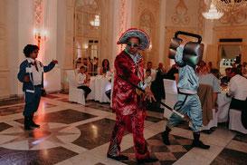 Russische Hochzeitsspiele