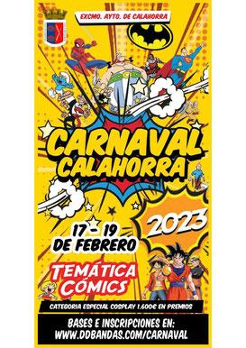Programa del Carnaval de Calahorra