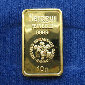 Edelmetalle, Gold, Silber, Platin und Palladium