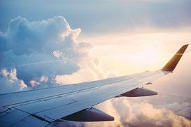 Auslandsreisekrankenversicherung, Reiserücktrittsversicherung, Reiseabbruchversicherung, Reisegepäckversicherung
