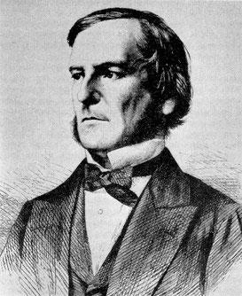 Джордж Буль - английский математик и логик. Один из предтеч математической логики.