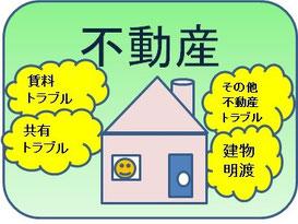 弁護士による不動産に関する相談|相模原、相模大野、町田で弁護士をお探しなら当弁護士事務所へ