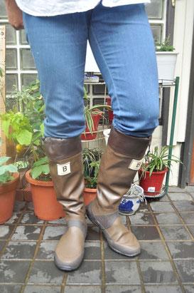 店主まさも雨の日に、ガーデニングに、畑仕事に絶賛愛用中!