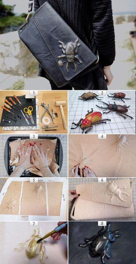 Выкройки сумок, Сумки своими руками, Делаем ручки для сумки