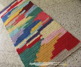 вязание остатки пряжи