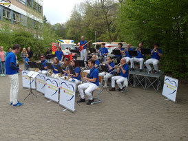 "Unsere neue ""Bigband Herzberg"""