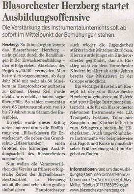 Harzkurier, 2.3.2015