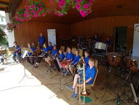 Vororchester 06.07.2014