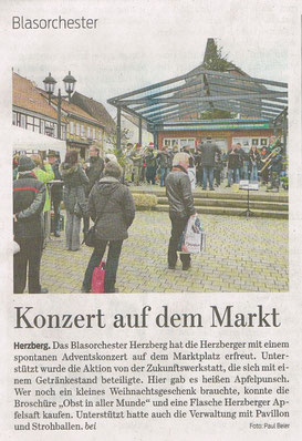 Harzkurier, 23.12.2014