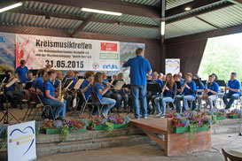 Kreismusiktreffen in Lindau 31.05.2015