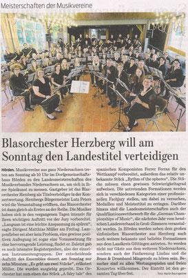 Harzkurier, 04.11.2017