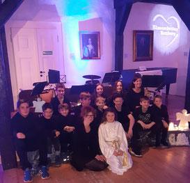 Adventskonzert vom Kinderorchester Ltg. Natascha Haier,  1.12.2019