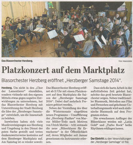 Harzkurier, 22.05.2014