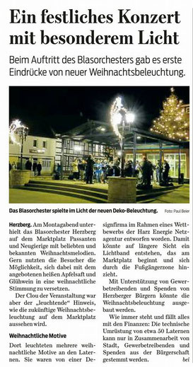 Harzkurier, 24.12.2015