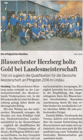 Harzkurier, 03.11.2015