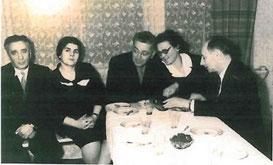 ИБ-2. Вульф Альперович, Эйда Беркович, супруги Брод, Бармазель.